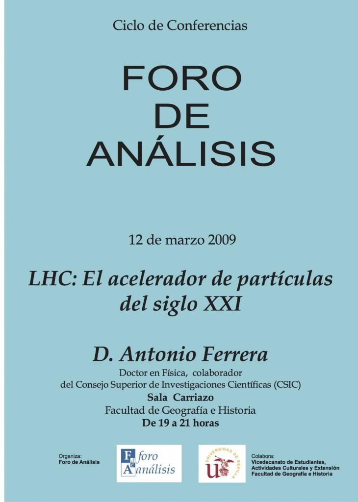 Cartel Ferrera